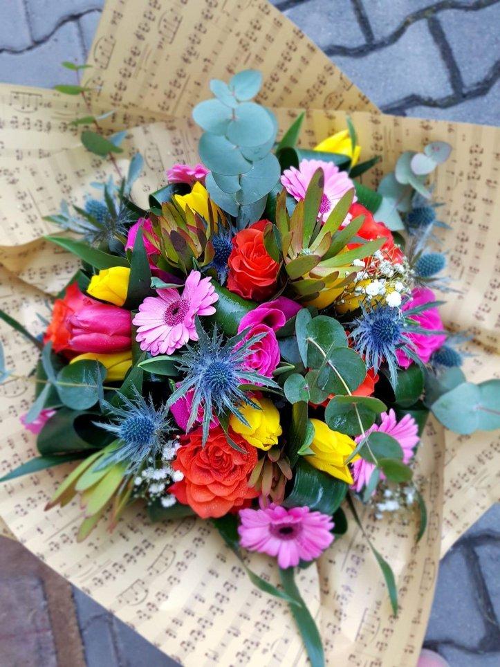 Pastrare flori taiate, intretinere flori taiate