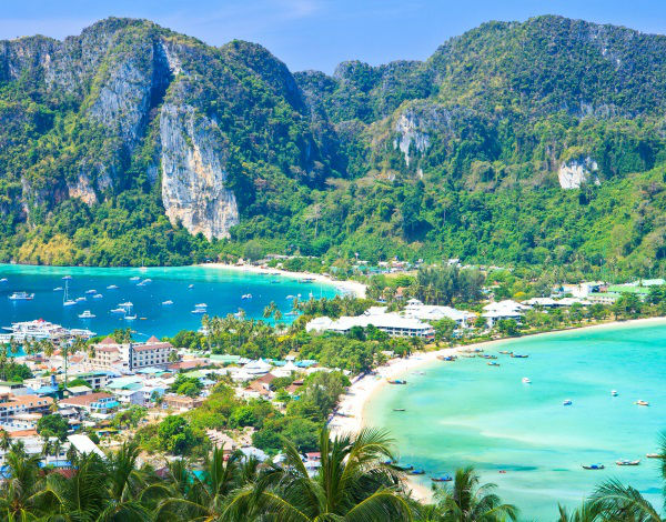 Phi-Phi-island-View-tropical-island-with-resorts-Krabi-Province-thailand-shutterstock_137476664-w900-h700