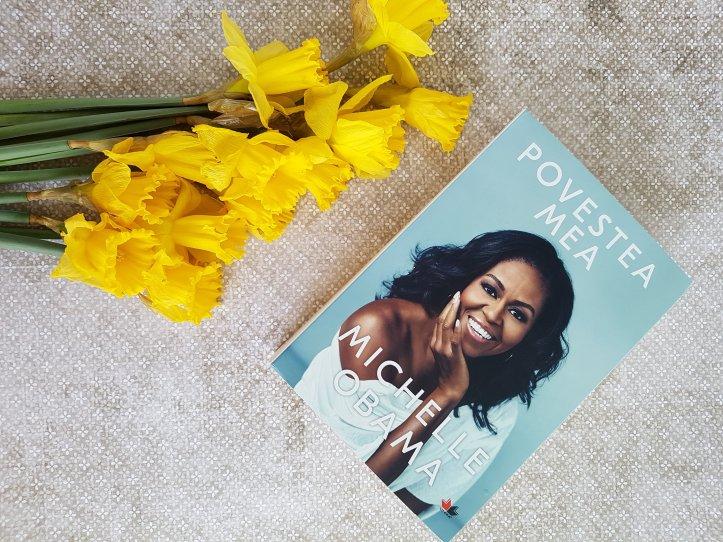 Cartea Michelle Obama-Povestea mea