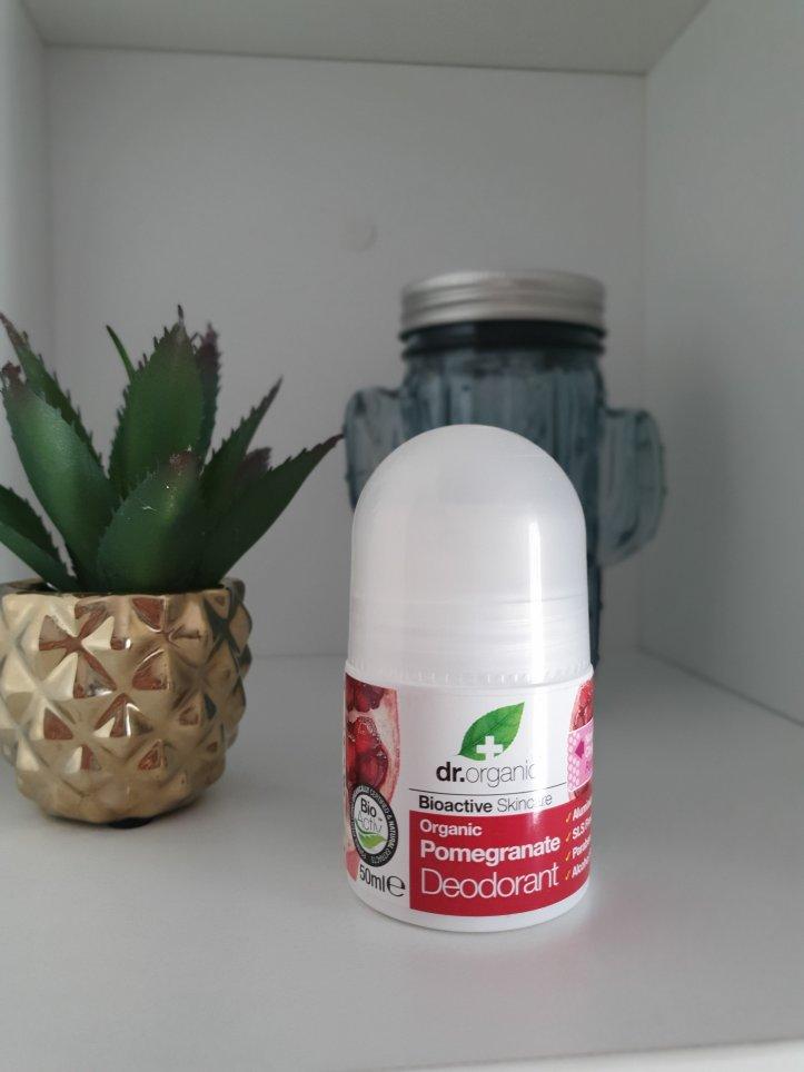 deodorant bio dr organic