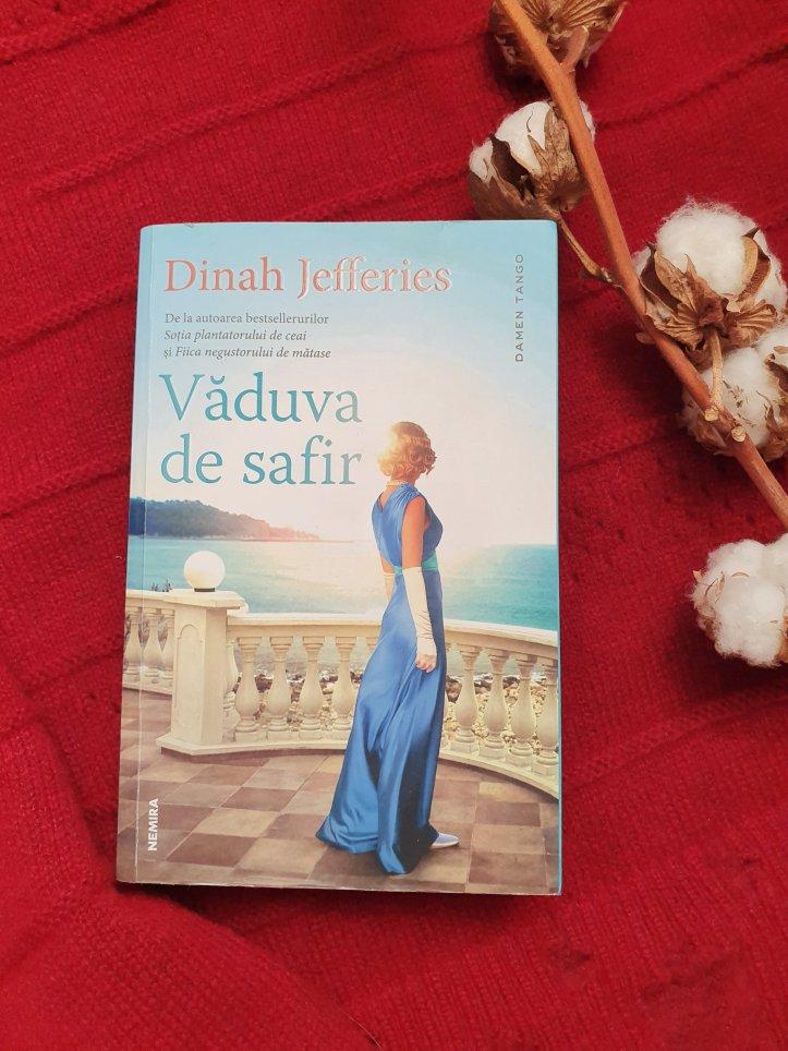 Cartea Văduva de safir  de la Editura Nemira