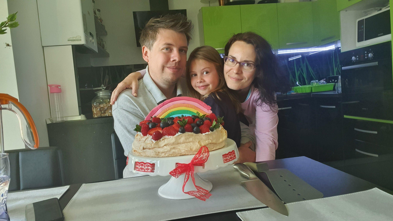 Familia noastra in izolare
